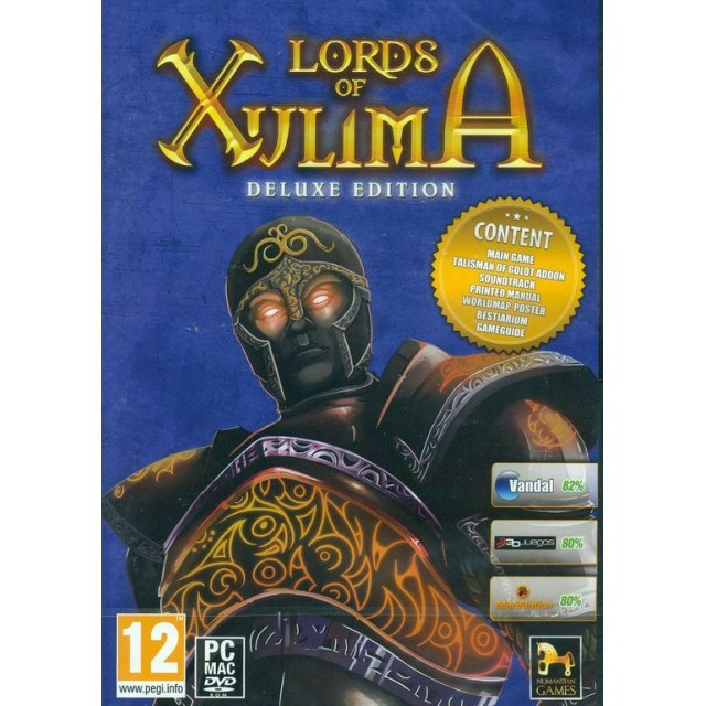 Lords of Xulima (Deluxe Edition) (DVD-ROM)