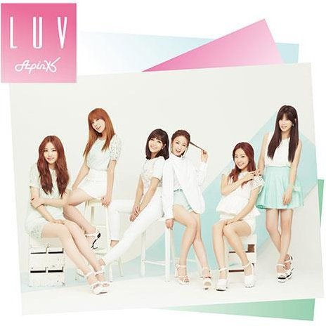 Luv - Japanese Ver. [CD+DVD+Goods Limited Edition Type A]