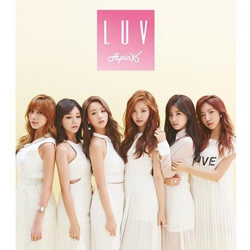 Luv - Japanese Ver. [Naeun Ver. Limited Edition Type C]
