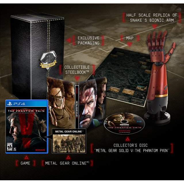 Metal Gear Solid V: The Phantom Pain (Collector's Edition)