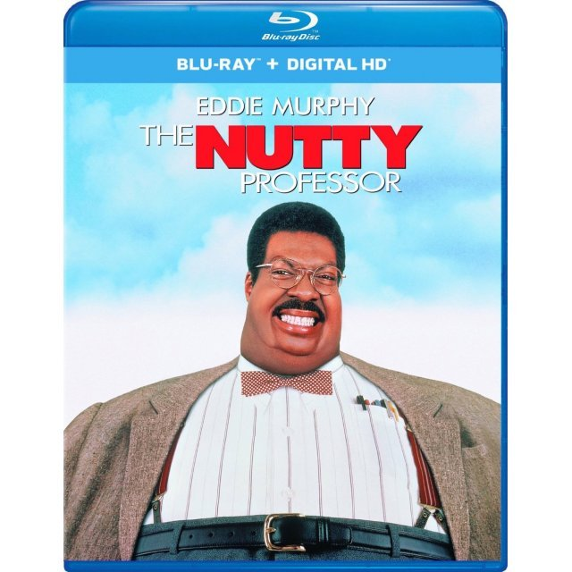 The Nutty Professor [Blu-ray+Digital HD+UltraViolet