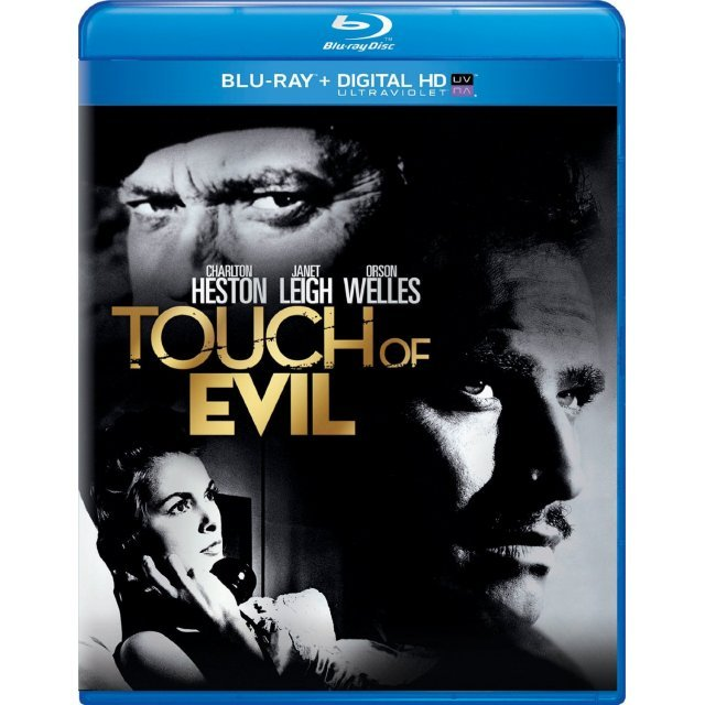 Touch of Evil [Blu-ray+Digital HD+UltraViolet]