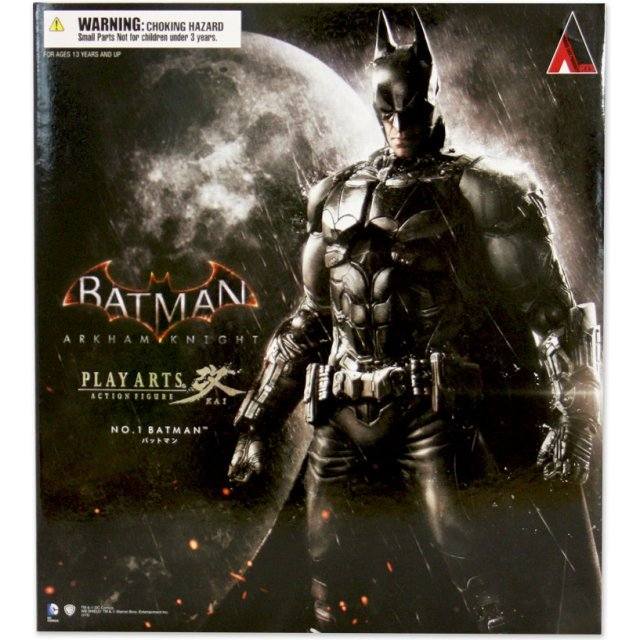 Batman Arkham Knight Play Arts Kai: Batman