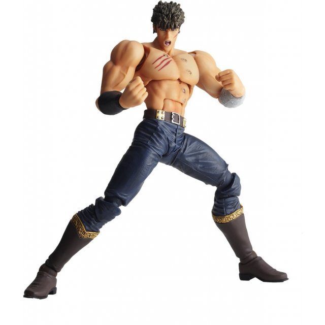 Legacy Of Revoltech Fist of the North Star: Kenshiro Final Battle Ver.