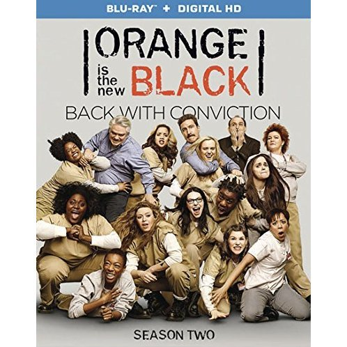 Orange Is the New Black: Season Two [Blu-ray+UltraViolet]