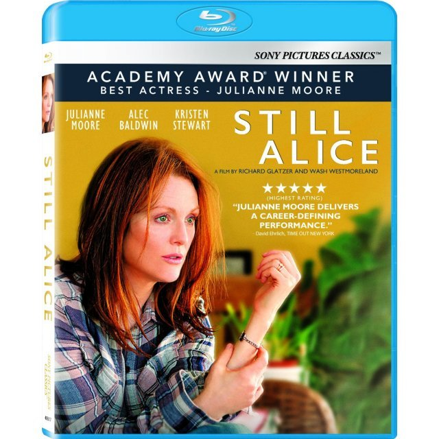 Still Alice [Blu-ray+UltraViolet]