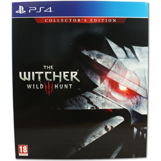 The Witcher 3: Wild Hunt [Collector's Edition] (Chinese Sub)