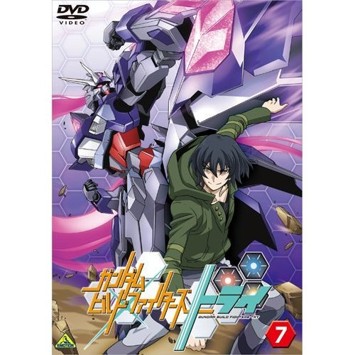Gundam Build Fighters Try Vol.7