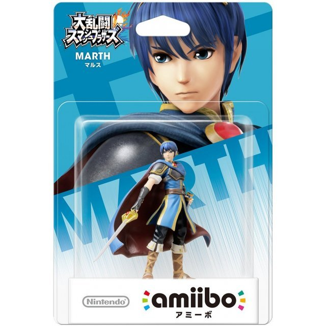 amiibo Super Smash Bros. Series Figure (Marth) (Re-run)