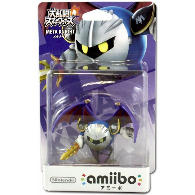 amiibo Super Smash Bros. Series Figure (Meta Knight) (Re-run)