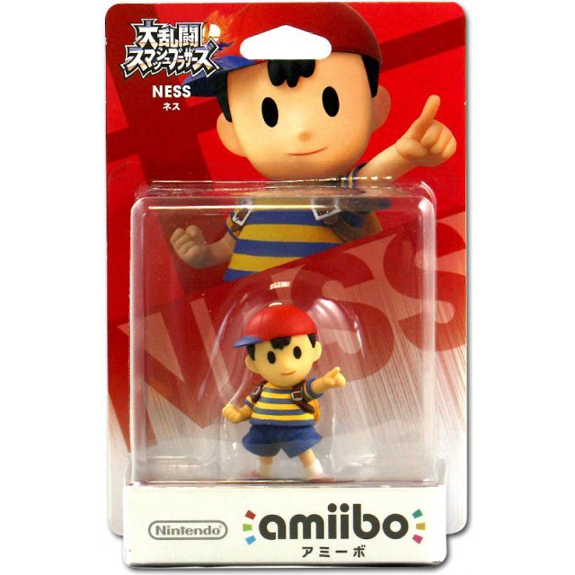 amiibo Super Smash Bros. Series Figure (Ness) (Re-run)