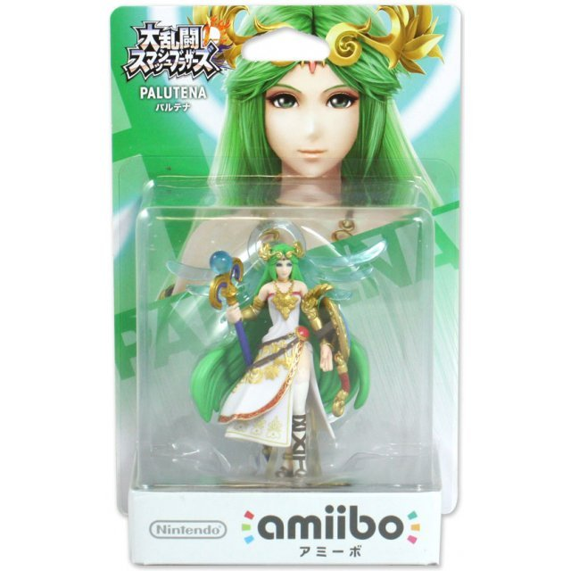 amiibo Super Smash Bros. Series Figure (Palutena) (Re-run)