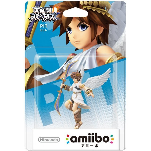 amiibo Super Smash Bros. Series Figure (Pit) (Re-run)