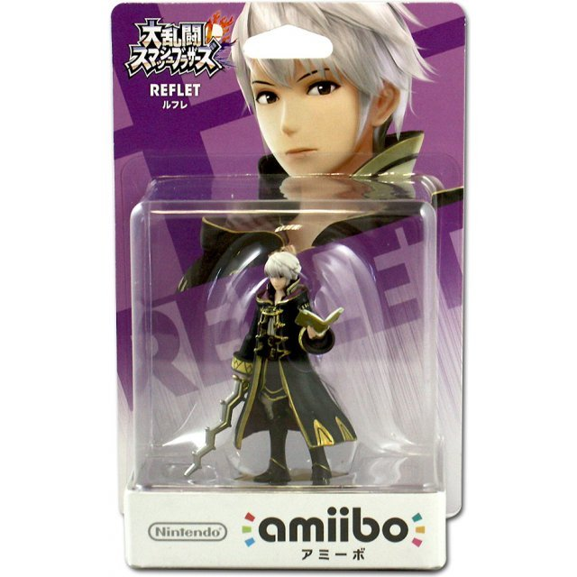 amiibo Super Smash Bros. Series Figure (Reflet) (Re-run)