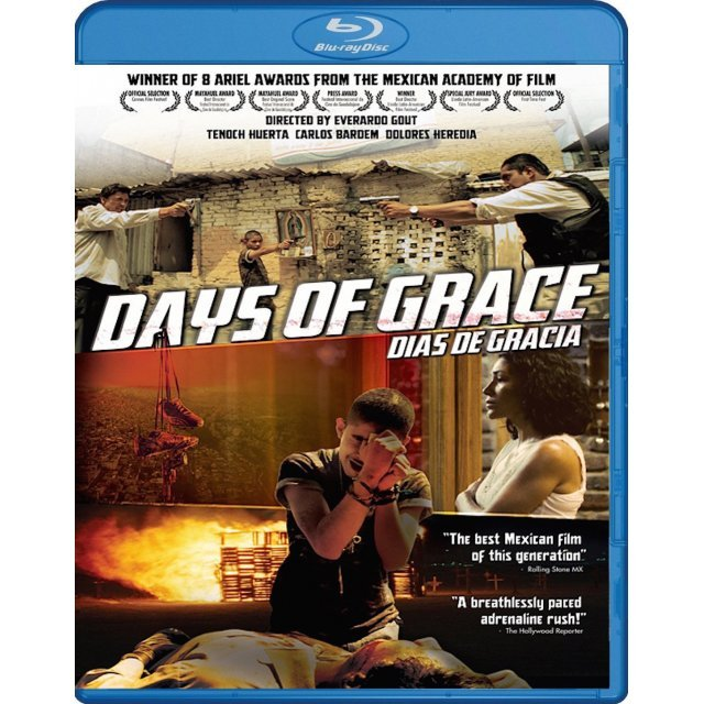 Days of Grace [Blu-Ray+DVD]