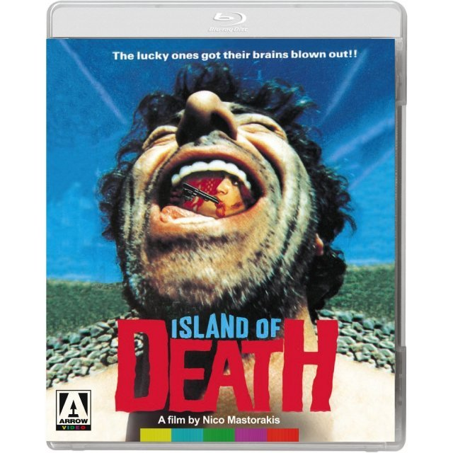 Island of Death [Blu-Ray+DVD]