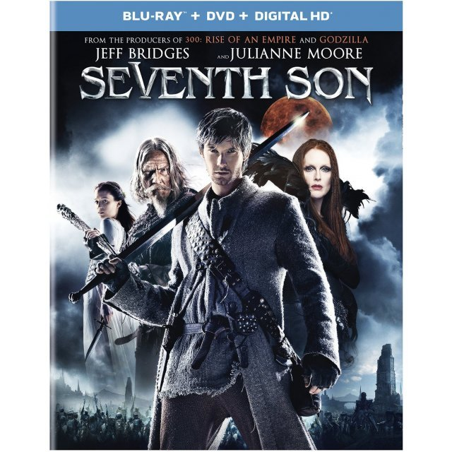 Seventh Son [Blu-ray+DVD+Digital Copy+UltraViolet]