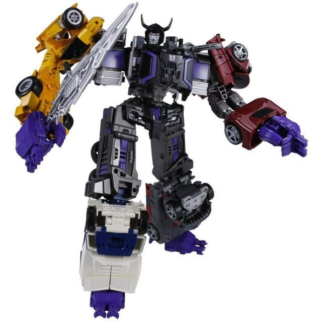 Transformers Unite Warriors: UW02 Menasor