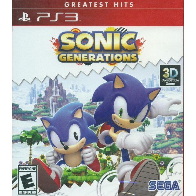 Sonic Generations (Greatest Hits)