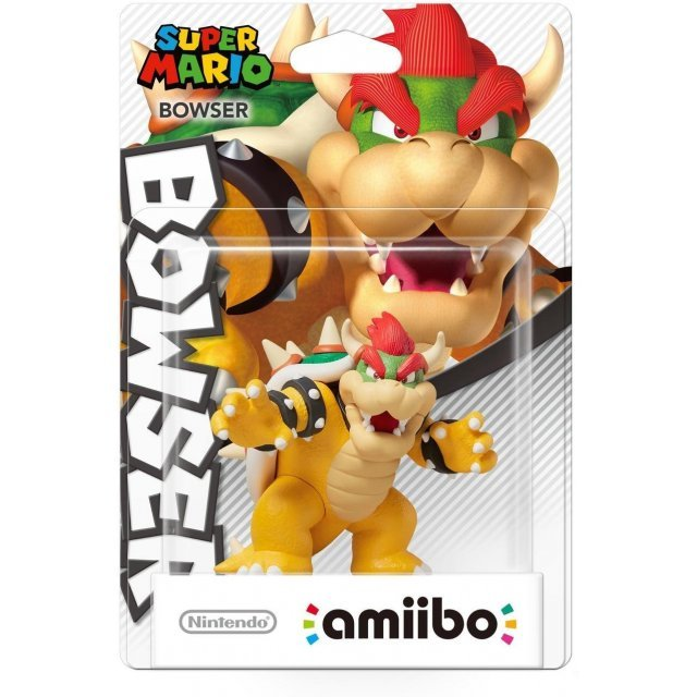 amiibo Super Mario Collection Figure (Bowser)