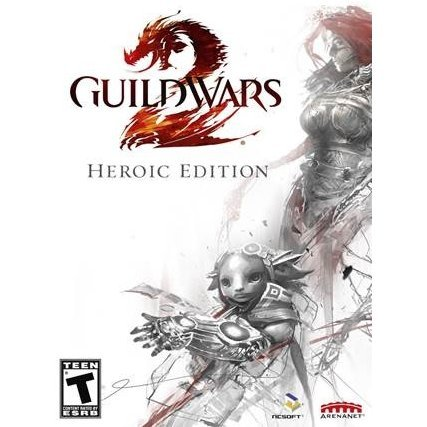 Guild Wars 2: Heroic Edition (DVD-ROM)