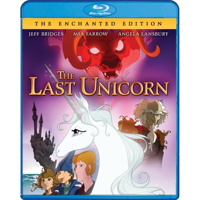 The Last Unicorn (The Enchanted Edition) [Blu-ray+DVD+ Digital Copy]