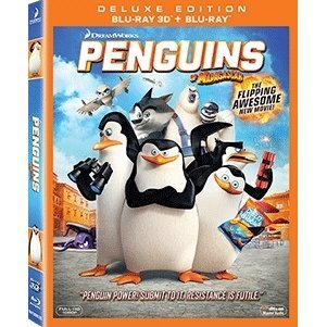 Penguins Of Madagascar [2D+3D]