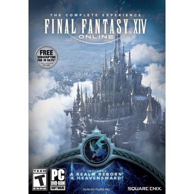 Final Fantasy XIV Online: The Complete Experience (DVD-ROM)