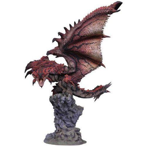 Monster Hunter Capcom Figure Builder Creators Model: Fire Liolaeus (Re-run)