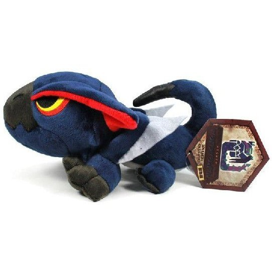 Monster Hunter Monster Plush Doll: Nargacuga (Re-run)