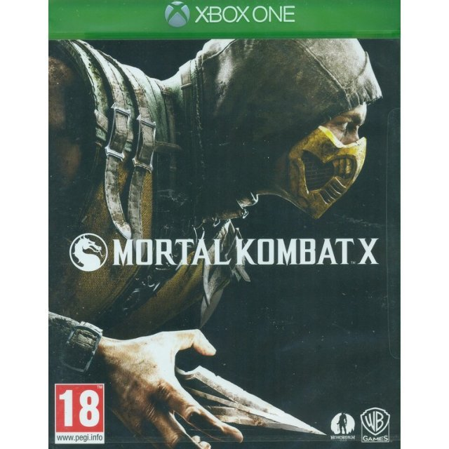 Mortal Kombat X (English)
