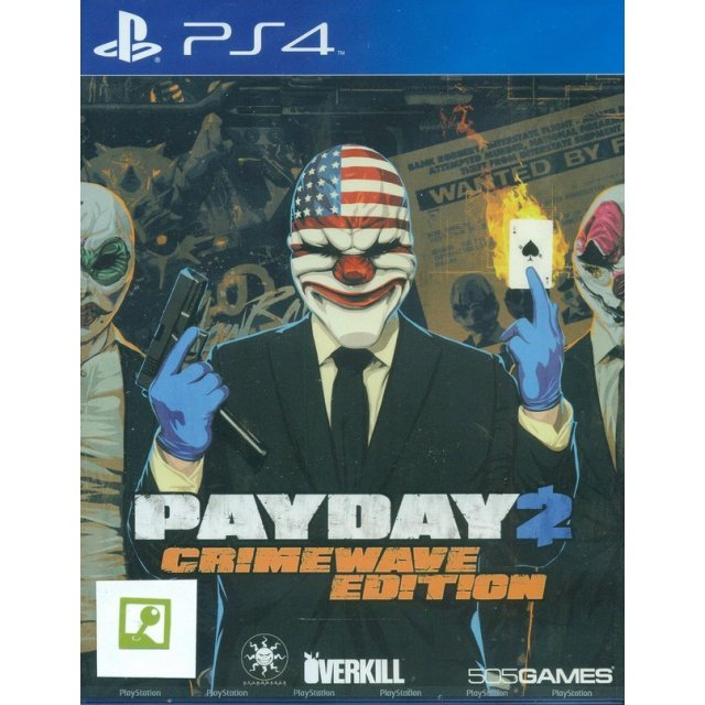 Payday 2: Crimewave Edition (English)