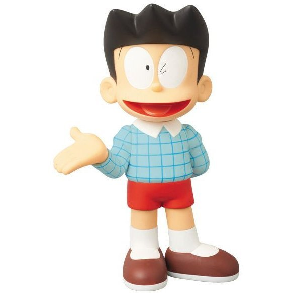 Vinyl Collectible Dolls Doraemon: Suneo
