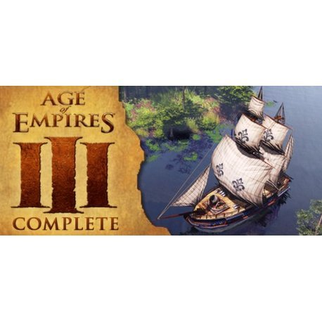 Age of Empires III: Complete Collection (Steam)