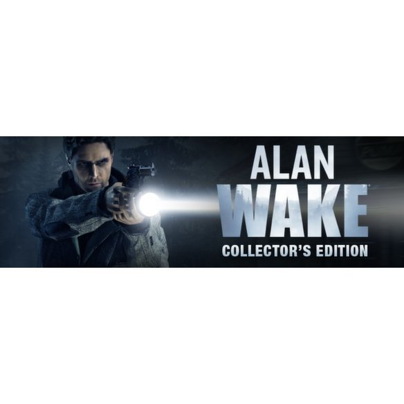 Alan Wake (Collector's Edition) (Steam)
