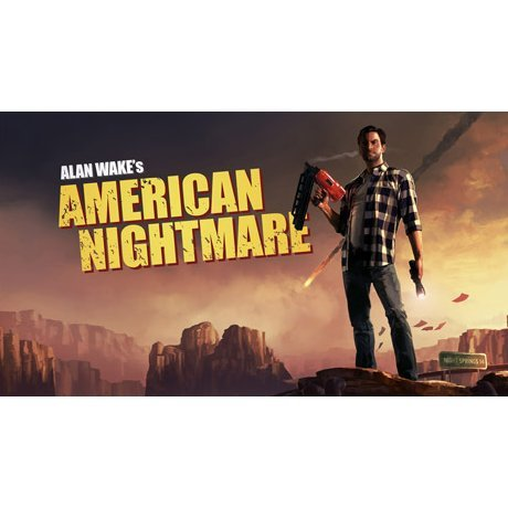 Alan Wake's American Nightmare (Steam)