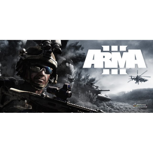 Arma III [PL/HU/BG/ROM] (Steam)
