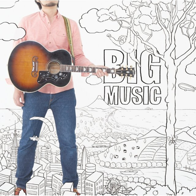 Big Music [CD+DVD Limited Edition]