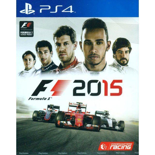 F1 2015 (English)