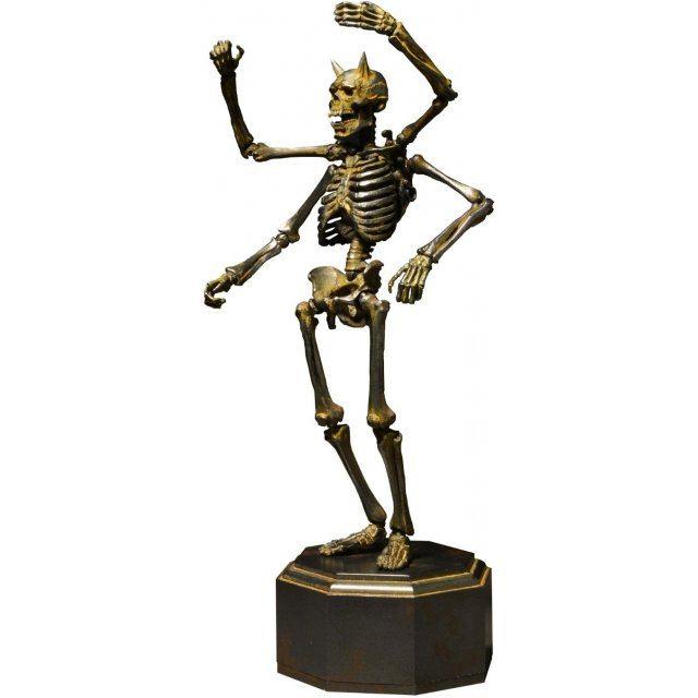 KT Project KT-005 Takeya Freely Figure: Skeleton Iron Rust Edition