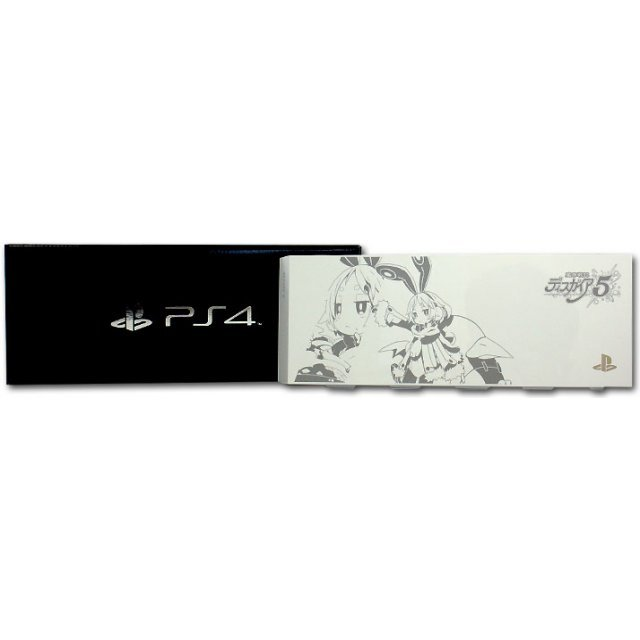 PlayStation 4 HDD Bay Cover Makai Senki Disgaea Usalia (White)