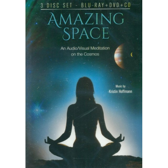 Amazing Space [Blu-ray+DVD+CD]