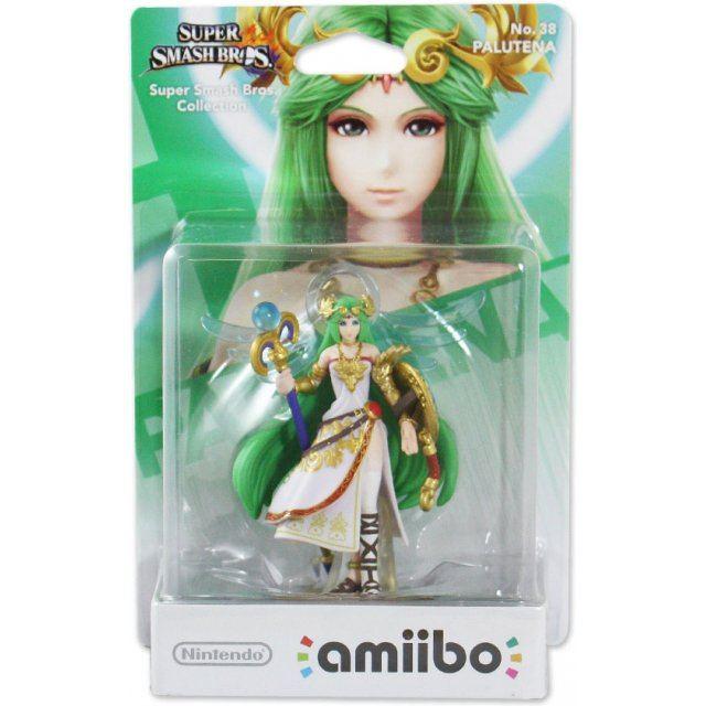 amiibo Super Smash Bros. Series Figure (Palutena)