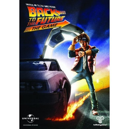 Back to the Future : The Game (Steam)