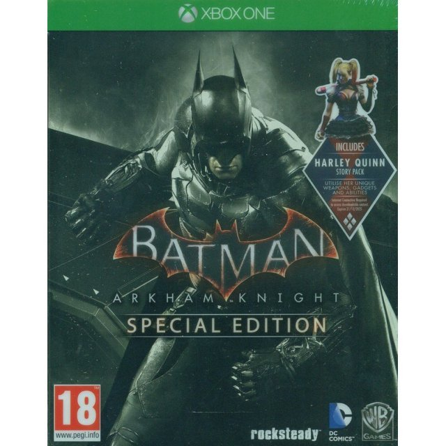 Batman: Arkham Knight [Steelbook Edition] (English)