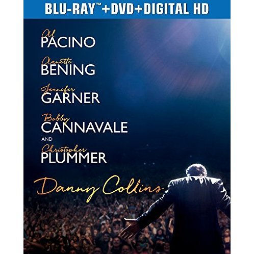 Danny Collins [Blu-ray+DVD+UltraViolet]