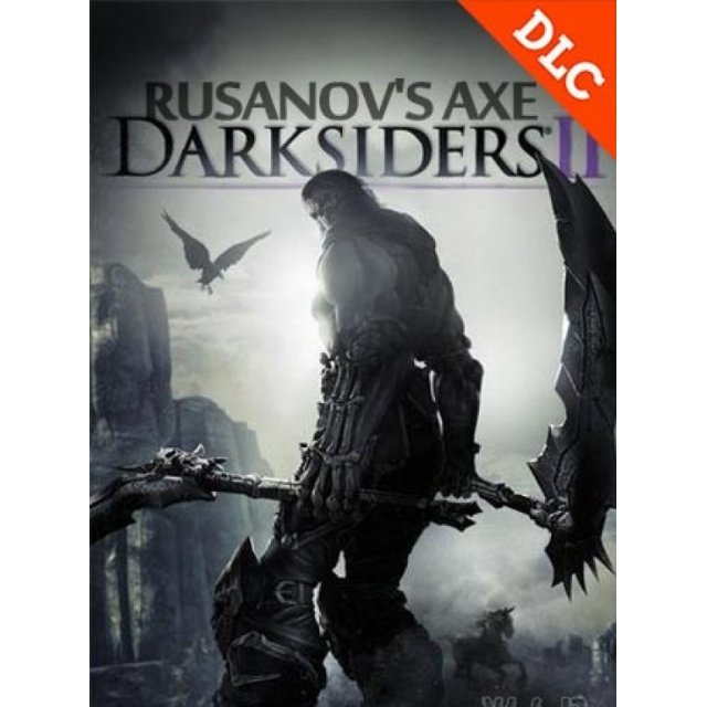 Darksiders II - Rusanov's Axe [DLC] (Steam)