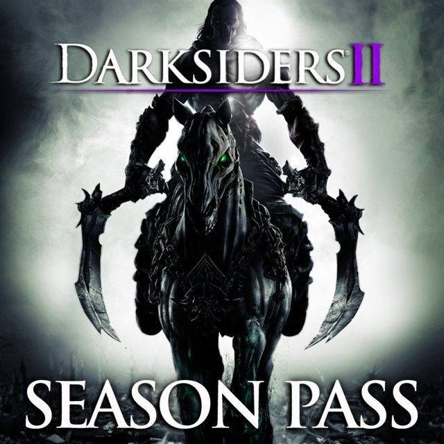 Darksiders II - Season Pass [DLC] (Steam)
