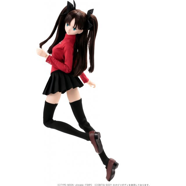 Fate/stay Night - Unlimited Blade Works Hybrid Active Figure: Tohsaka Rin