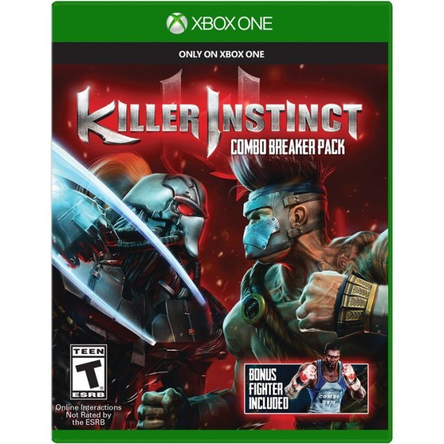 Killer Instinct [Combo Breaker Pack]